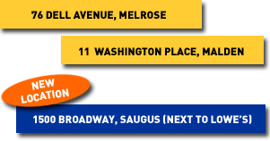 Melrose Storage Facility Offers Three Convenient Locations For All Your Needs One In Malden And Now Saugus Machusetts